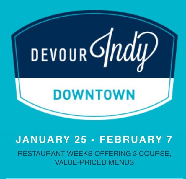 Indy Restaurants Offer Devour Downtown Dining Specials