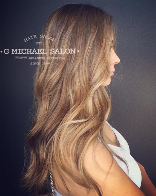 Creating the BEST Balayage Hair Color in Indianapolis at G