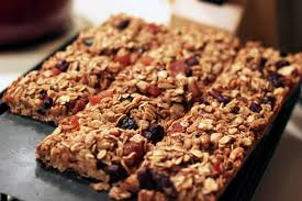 more granola bars