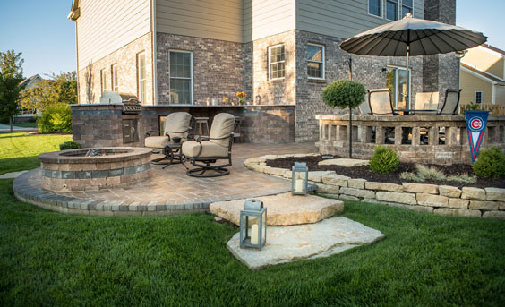 patio - Patios And Pergolas Cutting Edge Hardscapes
