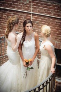Indianapolis Weddings - G Michael Salon - Wedding Hair Styles