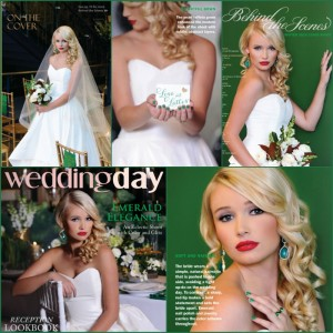 WeddingDay Magazine - G Michael Salon - Indianapolis