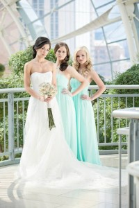 Beautiful Indianapolis Weddings - G Michael Salon