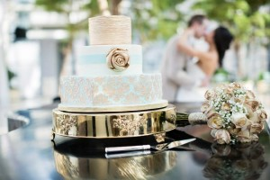 Best Indianapolis Wedding Cakes - G Michael Salon Photo Shoot