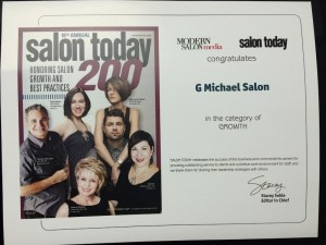 Best Hair Salons in the USA - G Michael Salon in Indianapolis