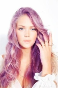 Beautiful Lilac Hair Color - G Michael Salon