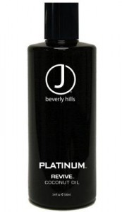 J Beverly Hills Platinum Revive Coconut Oil - G Michael Salon in Indianapolis