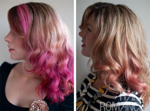 Pink Fashion Hair Color - G Michael Salon