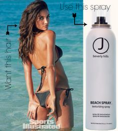 J Beverly Hills Beach Spray at G Michael Salon in Indianapolis
