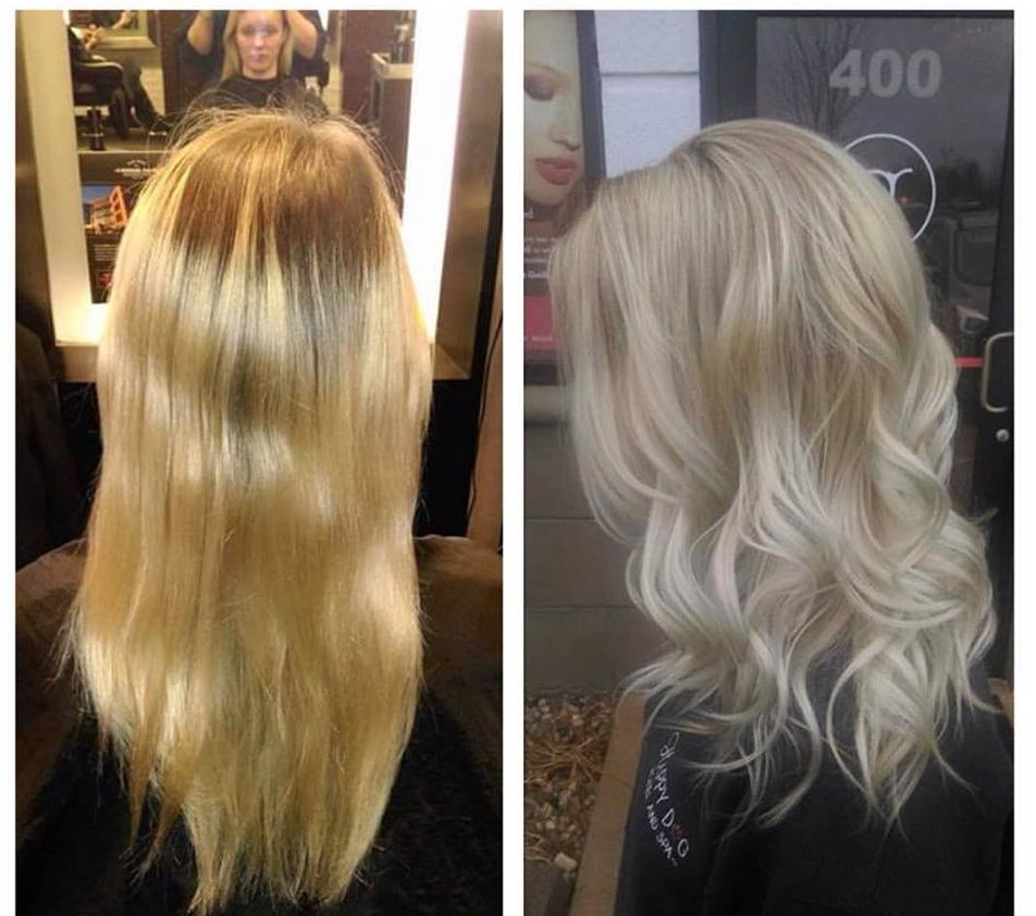 Best Blonde Hair Color In Indianapolis G Michael Salon G Michael
