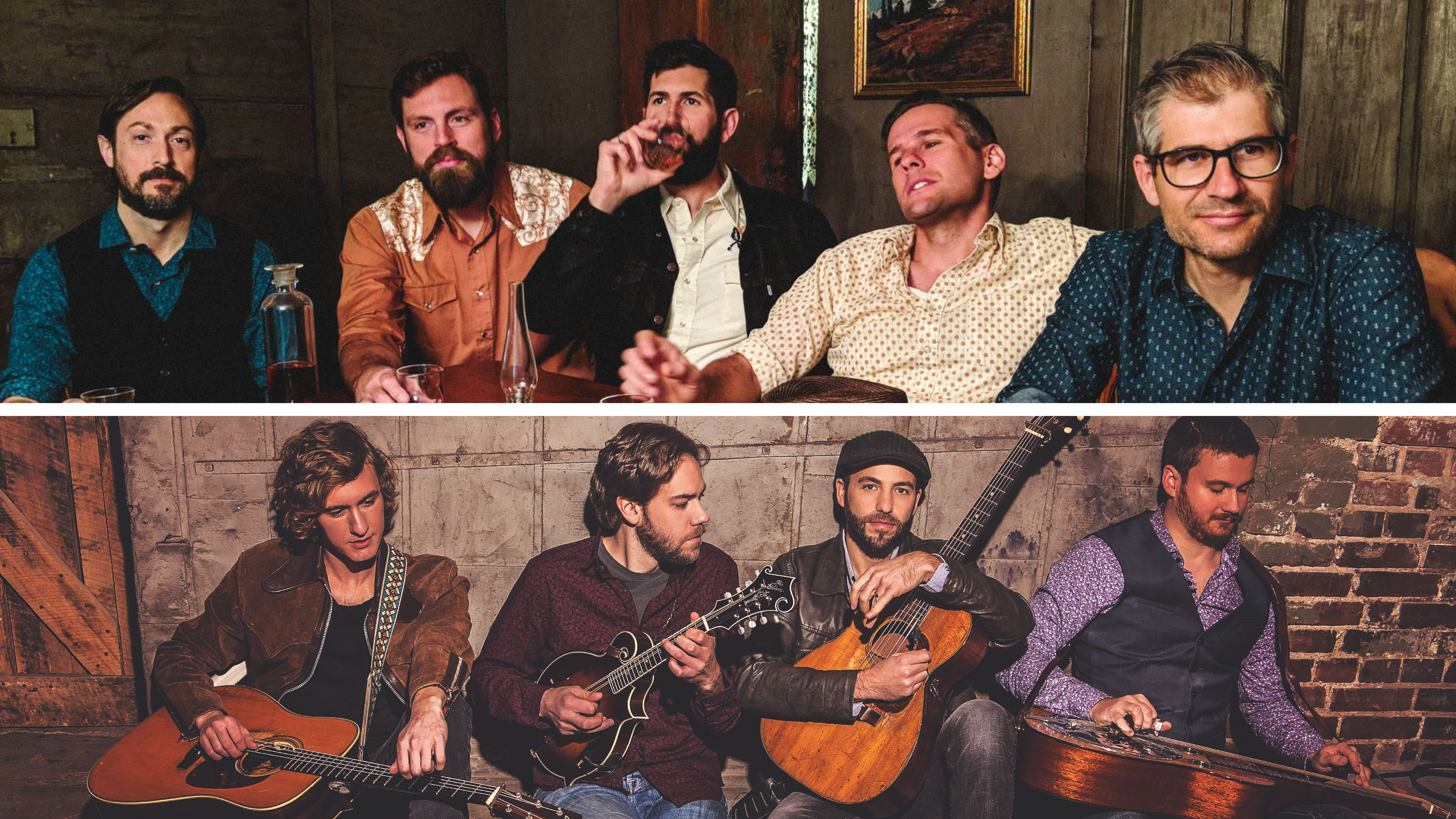 The Steel Wheels, Mountain Heart at HI-FI 2019