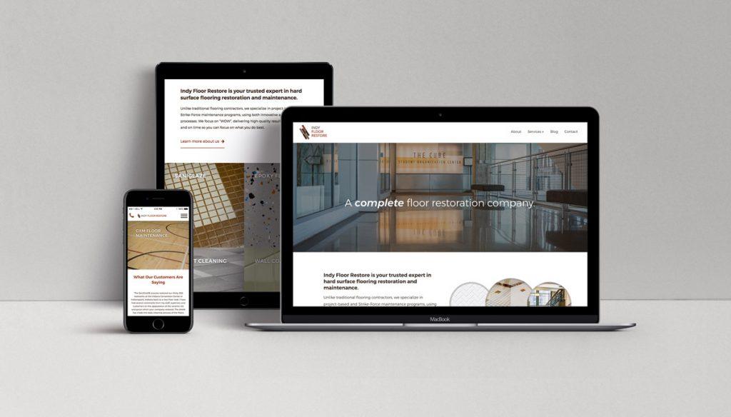 Client Spotlight: Web Design 'From the Floor Up'