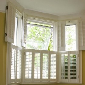 Traditional Colonial Window Shutters - Frames